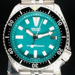 セイコー(SEIKO)のセイコー SEIKO /整備済/カスタム /ダイバー/腕時計/自動巻き/7002(腕時計(アナログ))