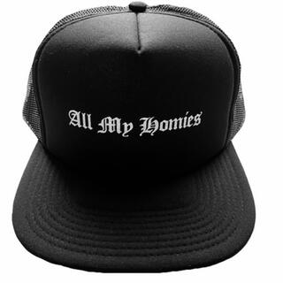 ZORN zorn メッシュキャップ 帽子 all my homies