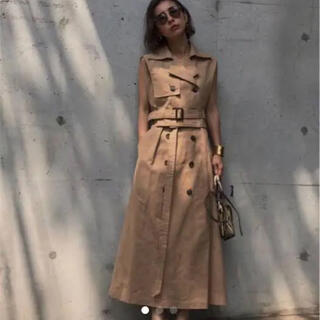 Ameri VINTAGE - AMERI VINTAGE アメリヴィンテージ トレンチレイヤードドレス