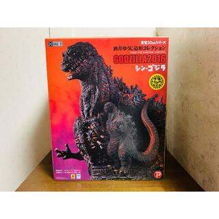 エクスプラス 東宝30cmシリーズ ゴジラ(2016)少年リック限定版 未使用品