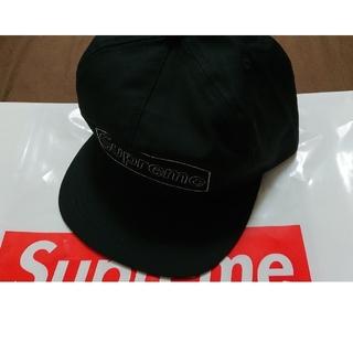 シュプリーム(Supreme)のSupreme Kaws Choke Logo 5-Panel Black(キャップ)