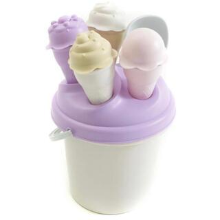 スリーコインズ(3COINS)のスリーコインズ アイスクリーム 砂場セット(知育玩具)