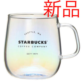 Starbucks Coffee - スターバックス 耐熱グラス マグラスター スタバ マグカップ