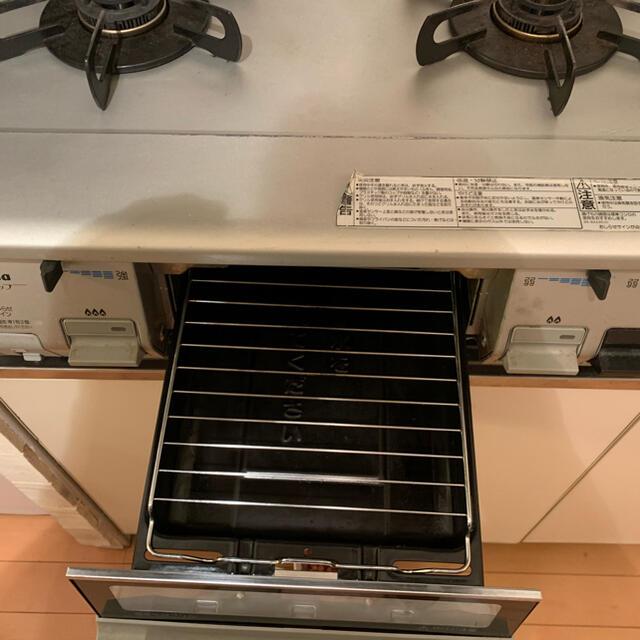 Paloma Picasso(パロマピカソ)のパロマ ガスコンロ Paloma IC-800F 都市ガス スマホ/家電/カメラの調理家電(調理機器)の商品写真