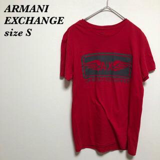 アルマーニエクスチェンジ(ARMANI EXCHANGE)のARMANI アルマーニ Tシャツ お洒落 美品(Tシャツ/カットソー(半袖/袖なし))