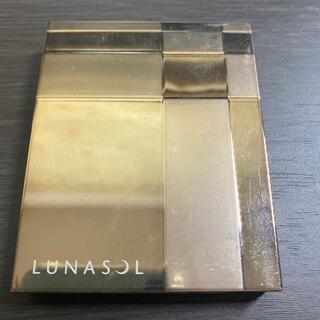 ルナソル(LUNASOL)のルナソル スキンモデリングアイズ 01(アイシャドウ)
