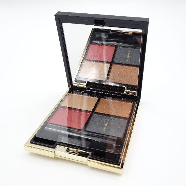 SUQQU(スック)のSUQQU デザイニングカラーアイズ 11 深楓 未使用品 コスメ/美容のベースメイク/化粧品(アイシャドウ)の商品写真