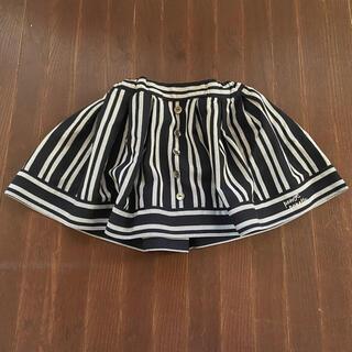 ポンポネット(pom ponette)のポンポネットベイビー スカート(スカート)