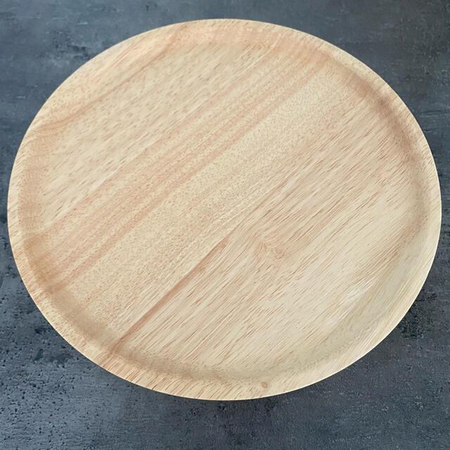 木製ケーキスタンド 新品未使用 インテリア/住まい/日用品のキッチン/食器(食器)の商品写真