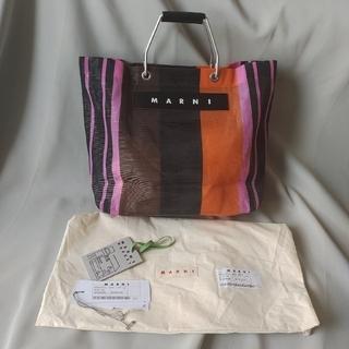 Marni - MARNI マルニ タグ袋付き フラワーカフェ トート