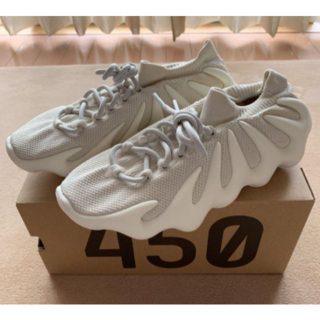 アディダス(adidas)のadidas YEEZY 450 CLOUD WHITE 26.5cm(スニーカー)