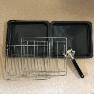 リンナイ(Rinnai)のクリナップかリンナイ 電子コンベック 付属品(調理機器)