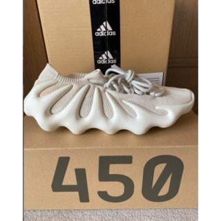 アディダス(adidas)のadidas YEEZY 450 CLOUD WHITE 27cm(スニーカー)