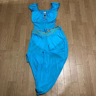 ディズニー(Disney)のディズニー公式  ジャスミン コスプレ サイズ MーL(衣装)