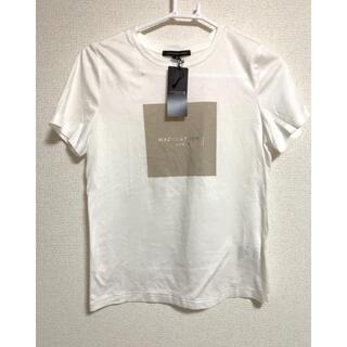 マッキントッシュ(MACKINTOSH)のマッキントッシュ mackintosh  ホワイト Tシャツ Mサイズ(Tシャツ(半袖/袖なし))