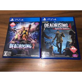 PlayStation4 - PS4 デッドライジング ソフト2本セット