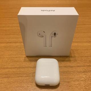 Apple - 純正品☆Apple AirPods   エアーポッズ エアポッズ 第一世代