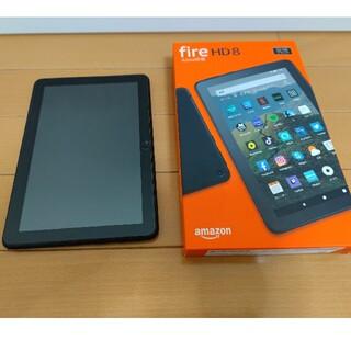 kindle fire HD8 第10世代 32GB ブラック 美品 アマゾン