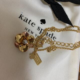 ケイトスペードニューヨーク(kate spade new york)のkate spade ネックレス(ネックレス)