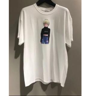 シュプリーム(Supreme)のFRAGSTUFF ✖︎ 電影少女 コラボ tee shirts(Tシャツ/カットソー(半袖/袖なし))