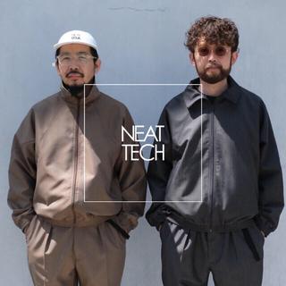 COMOLI - NEAT EUREKA別注 NEATTECH トラックジャケット グレー L