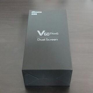 LG Electronics - LG V60 ThinQ ドコモ版L-51A