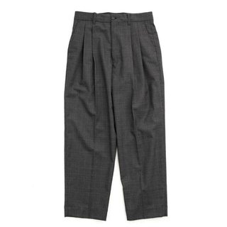 SUNSEA - stein EX Wide Tapered Trousers