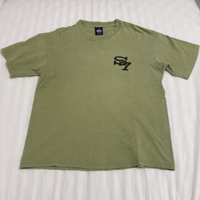 STUSSY(ステューシー)のstussy Tシャツ 古着 メンズのトップス(Tシャツ/カットソー(半袖/袖なし))の商品写真