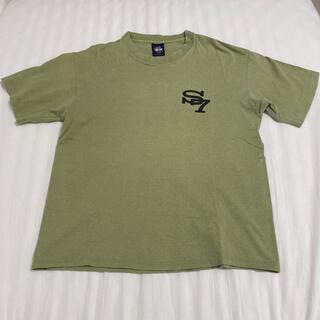 STUSSY - stussy Tシャツ 古着