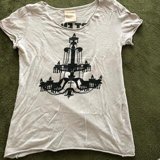 マーキュリーデュオ(MERCURYDUO)のマーキュリーデュオ Tシャツ グレー (Tシャツ(半袖/袖なし))