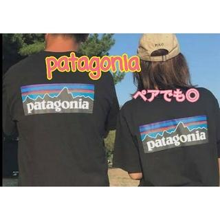 patagonia - patagonia Tシャツ ブラックXSサイズ