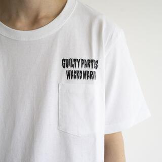 WACKO MARIA - WACKO MARIA CREW NECK POCKET Tシャツ