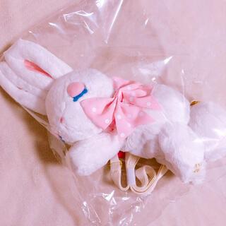 Angelic Pretty - angelic pretty おやすみbunnyぬいぐるみポーチ