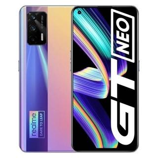 アンドロイド(ANDROID)の新品未開封 realme gt neo 12/256G オーロラ(スマートフォン本体)