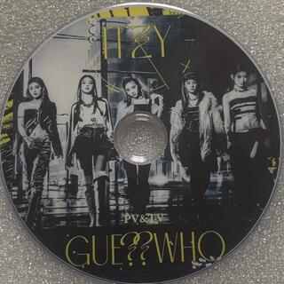 itzy 2021 PV&TV  DVD