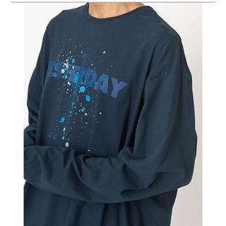ノンネイティブ(nonnative)のちむ様専用 YSTRDY'S TMRRW BAGGY TEE LS (Tシャツ/カットソー(七分/長袖))