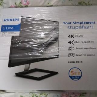 PHILIPS - PHILIPS ディスプレイ 278E1A/11 (4K UHD/27インチ)