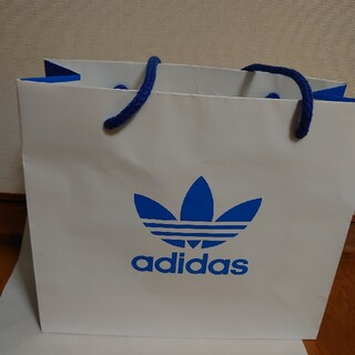 アディダス(adidas)のadidas紙袋(ショップ袋)