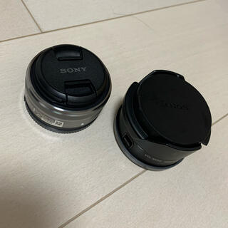 SONY - ソニー レンズセット SEL16F28+VCL-ECF2
