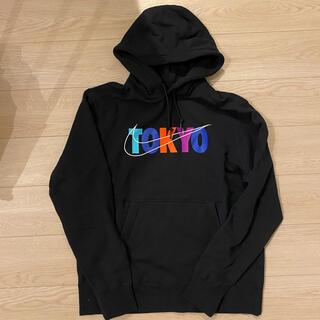 NIKE - 【新品/希少XXL】NIKE ナイキ TOKYO パーカー ブラック