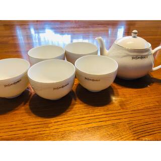 サンローラン(Saint Laurent)のイブサンローラン 茶器セット(食器)