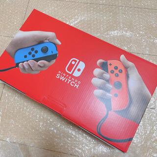 Nintendo Switch - 任天堂スイッチ本体  ネオンブルー ネオンレッド