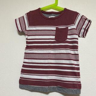 チャオパニックティピー(CIAOPANIC TYPY)のCIAOPANIC TYPY ボーダーT110(Tシャツ/カットソー)