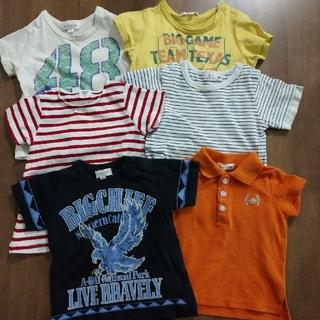 Tシャツ 80 男の子 6枚(Tシャツ/カットソー)