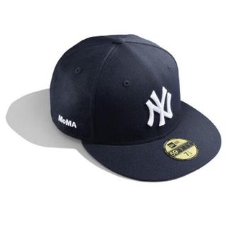 MOMA - MoMA NEWERA 59FIFTY NY ヤンキース キャップ