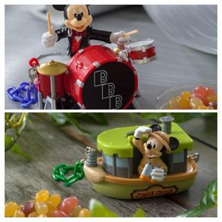 Disney - BBB ミニスナックケース