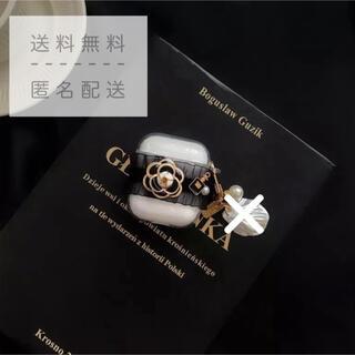 ♡新品・未使用♡flower airpods case 1/2世代(ヘッドフォン/イヤフォン)
