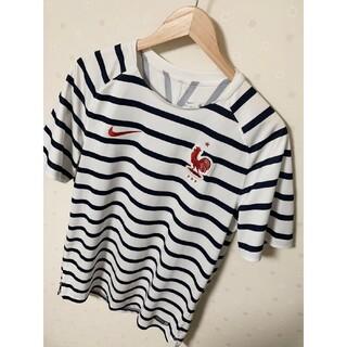 NIKE - NIKE ナイキ ドライフィット ボーダーTシャツ 半袖Tシャツ