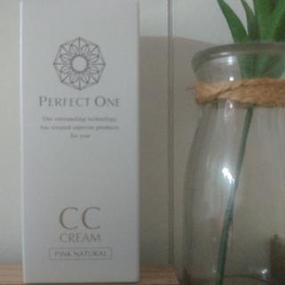 パーフェクトワン(PERFECT ONE)のパーフェクトワンCCクリーム 25gピンクナチュラル(CCクリーム)