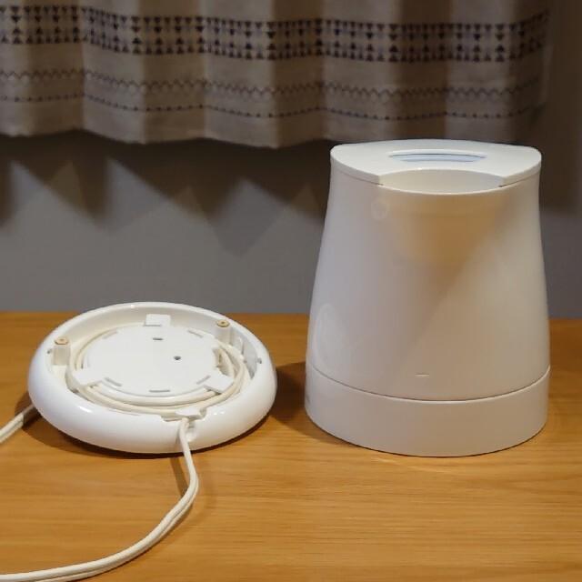 T-fal(ティファール)のT-fal 電気ケトル JUSTINE 1.2L スマホ/家電/カメラの生活家電(電気ケトル)の商品写真